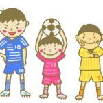 サッカー少年のメンタル